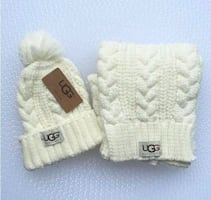 UGG Scarf and Beanie