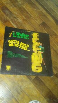Jr. Walker and the All Stars Gotta Hold on to this vinyl album case Chicago, 60620