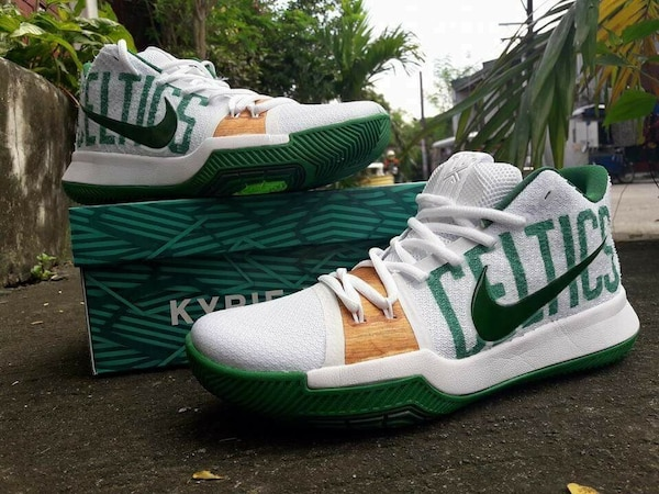 kyrie celtics oem shoes