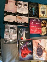 Book Sale: $5 books (hardcover and paperback) Brampton, L6V 3K8