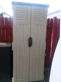 Tall storage for patio  Fort Lauderdale, 33309