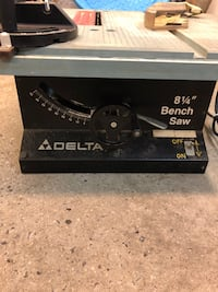 Delta table saw New York, 11378
