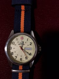 Swiss Military Genuine Watch New York, 10075