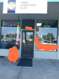 Take out restaurant  open great for catering obo  Norfolk
