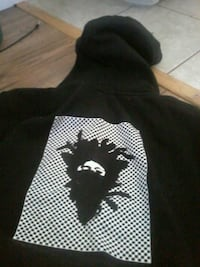 black and white crooks and castles pullover hoodie Sudbury, P3B 2K2