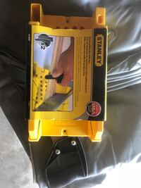 Stanley clamping miter box with saw Jacksonville, 32246