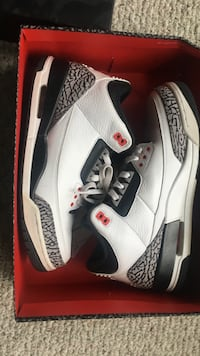 Infrared Retro 3 Jordan's - size 10.5 Atlanta, 30345