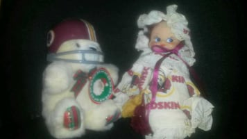 Redskins Collectibles