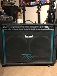 Peavey stereo chorus 212 Guitar Amplifier  Mississauga, L5A 2V6