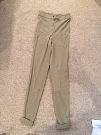 American Apparel beige riding pants Toronto, M4L 1X3