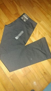New heather grey yoga pants 100 wash guarantee Montreal, H8T