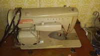 Nice antique sewing machine South Bend