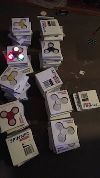 100 spinners