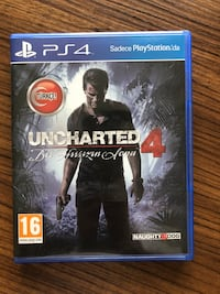 Uncharted 4 PS4 FATIH, 34758