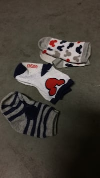 Baby Mickey Mouse socks Winter Haven, 33884