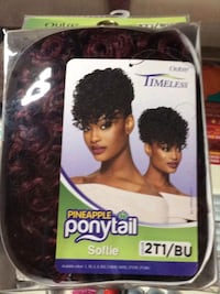 PINEAPPLE PONYTAIL WITH COMBS Indianapolis, 46254