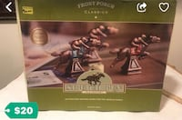 Stretch run horse racing game Olympia