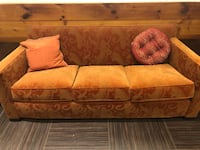 Sofa with two love seats (office furniture) condition 8/10 light wear New York, 11385
