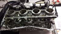 Gen1 Hayabusa throttle body and injectors
