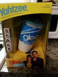 Yahtzee glee collectors edition new in box Toms River, 08753