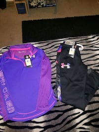 Youth girls under Armour 2 piece  Brownsburg, 46112