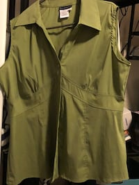Army green office attire Large Tampa, 33602