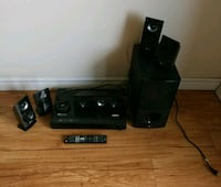 LG Home Theater System With IPod Dock. Guelph