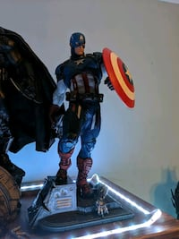 Sideshow collectables Captain America Statue Raleigh, 27610