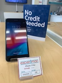 iPhone 7 Plus We Finance ! Gaithersburg, 20877