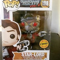 Star-Lord Guardians of the Galaxy 2 Pop Funko  San Diego, 92115
