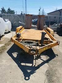Heavy duty bobcat trailer  Waterloo, N2K 0E7