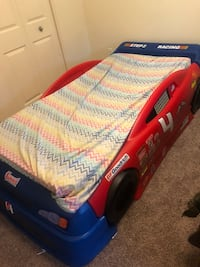 Kids Car Twin Bed