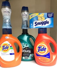Tide Downy snuggle Downy in wash scent booster  2283 mi