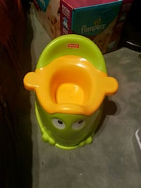 Frog potty Edmonton, T6L 2M6