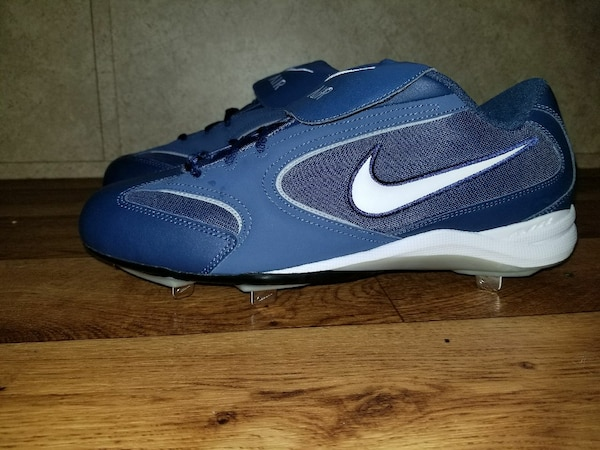 88a0f826fb7dd1 Used Nike Air Slider Baseball cleats for sale in Douglasville - letgo