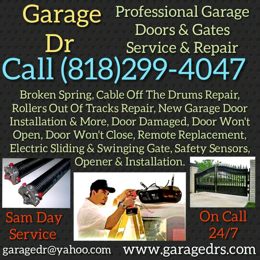 Garage Door and Gates