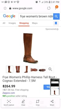 Frye  boots womens size 9 Brownsville, 78521
