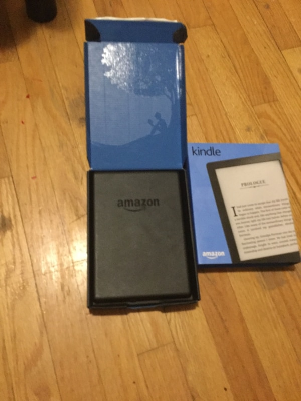 Kindle amazon brand new