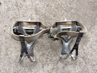 Shimano 600(old school)pedals 3772 km