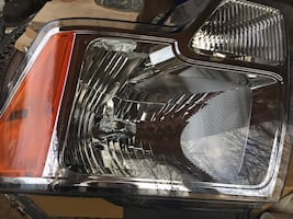 2013 Ford F150 Tail Lights