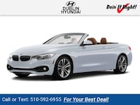 2018 BMW 4 Series 430i Dublin, 94568