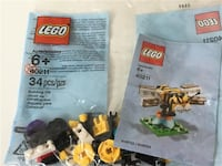 Lego Monthly Builds new in sealed polybag Markham