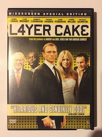 Layer Cake (DVD) West Chester, 45069