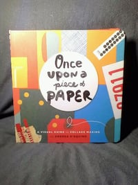 """Collage kit """"Once upon a piece of paper"""""""