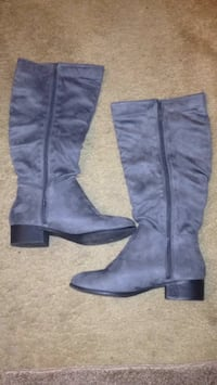 Maurice Grey Size 7 Boots New Saint Augustine, 32092