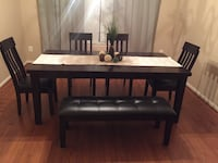 Dining Room Table with Chairs Woodbridge, 22191