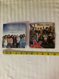 Medevial Baebes music group CD's and autographs cool Manassas, 20109