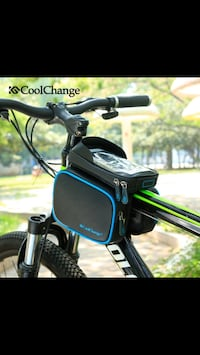Front frame bag for bicycle. New!!!