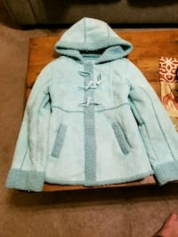 Justice heavy coat. Size 10 Erie, 16502