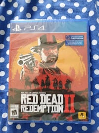 (NEW)Red Dead Redemption 2 (South America Version) Bethesda, 20817